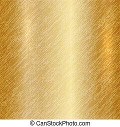 абстрактные, вектор, золото, задний план, металлический