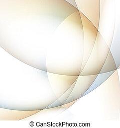 абстрактные, вектор, линия, задний план