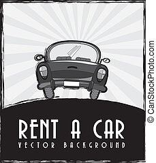 автомобиль, аренда
