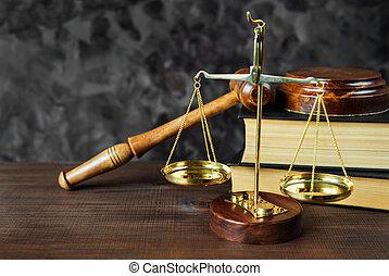 аллегория, справедливость