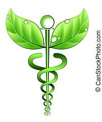 альтернатива, символ, лекарственное средство