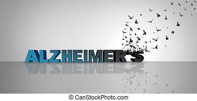 альцгеймер, осведомленность