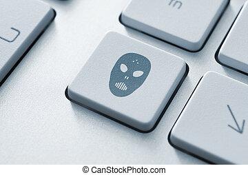 атака, raiders, кнопка