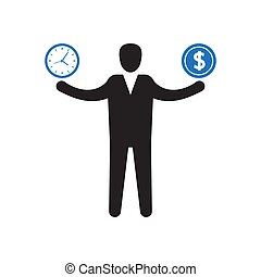 баланс, деньги, vs, время