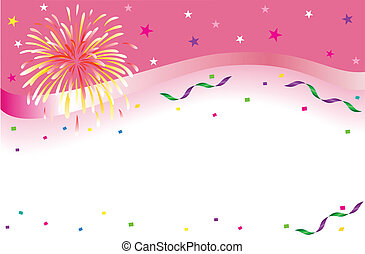 баннер, вечеринка, праздник