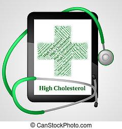бедные, означает, hypercholesterolemia, высокая, здоровье, холестерин