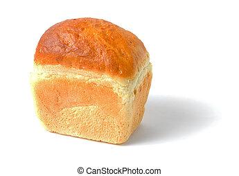 белый, хлеб