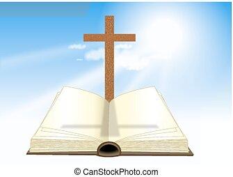 библия, пересекать