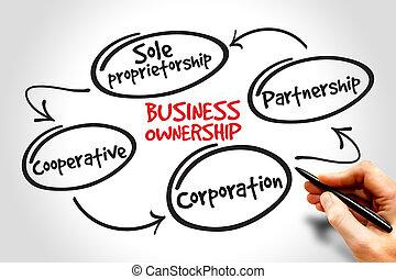 бизнес, владение