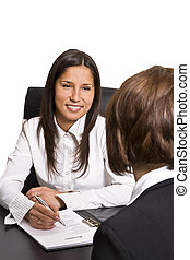 бизнес, интервью