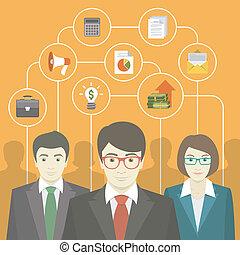 бизнес, команда, consulting