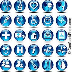 блеск, здоровье, забота, icons