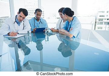 больница, встреча, doctors