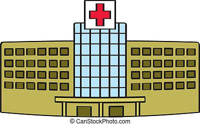 больница, мультфильм