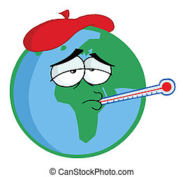 больной, земля, планета