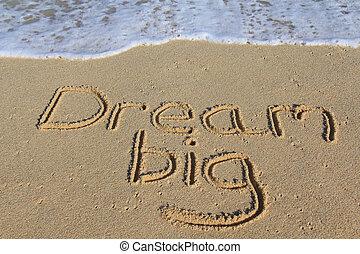 большой, мечта