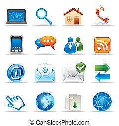 веб-сайт, интернет, icons