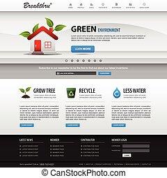 веб-сайт, web, дизайн, шаблон, элемент
