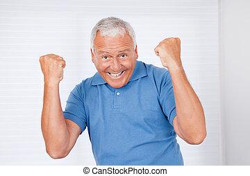 веселая, старшая, человек