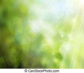 весна, задний план, природа, абстрактные