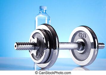 вес, фитнес, потеря
