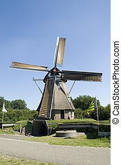 ветряная мельница, голландский