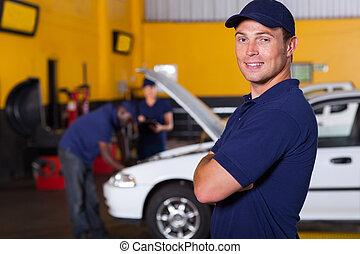 владелец, авто, оказание услуг, бизнес