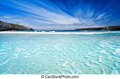 вода, рай