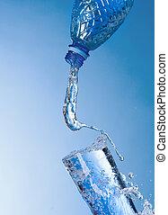 воды, свежий, заливка