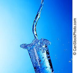 воды, свежий, стакан