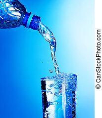 воды, свежий