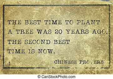 время, лучший, пословица