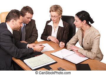 встреча, бизнес