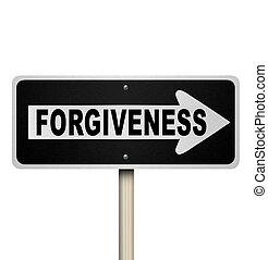 выкуп, знак, ищу, one-way, прощение, дорога