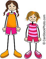 высокий, девушка, короткая, /