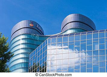 главное управление, банка, голландский