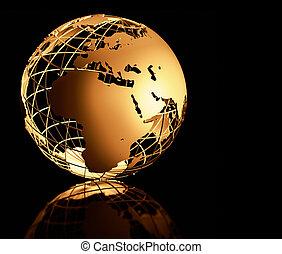 глобальный, серии