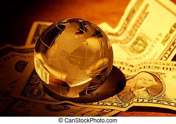 глобальный, финансы