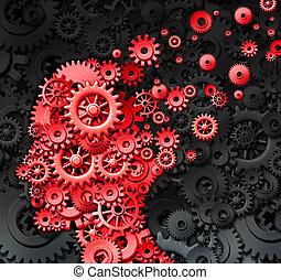 головной мозг, травма, человек