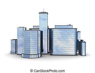 город, бизнес