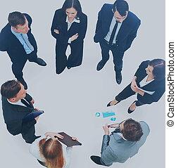 группа, бизнес, люди