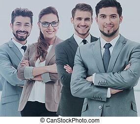 группа, бизнес, офис, люди