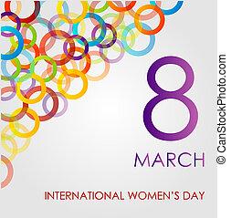 день, womens, ecard, красочный