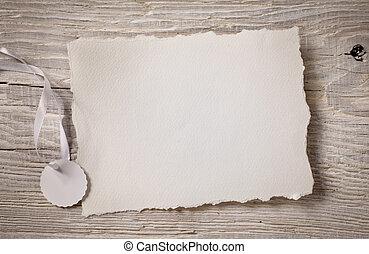 дерево, уведомление, изобразительное искусство, карта, бумага, задний план, белый