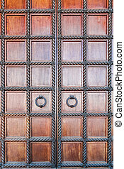 деревянный, подробно, portal.