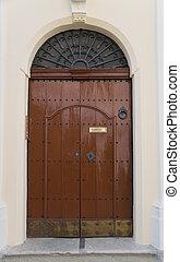 деревянный, portal.