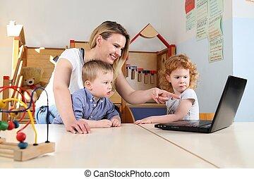 детский сад, сми, образование, грамотность