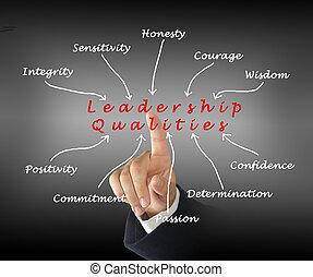 диаграмма, руководство, qualities