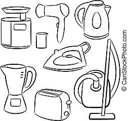 домашнее хозяйство, appliances.