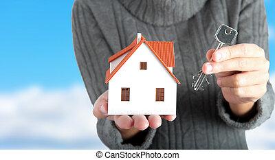 дом, купить